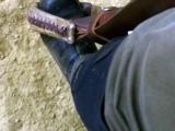Wenn Long John Silver das Holzbein übers Ponyschwingt